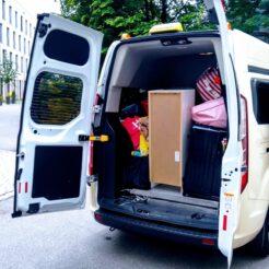 Münchner Möbel-Taxi