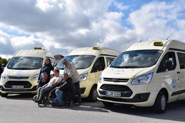 Wheelchair-Transfer in Munich