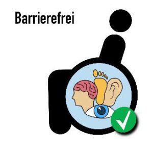 Barrierefrei Signet