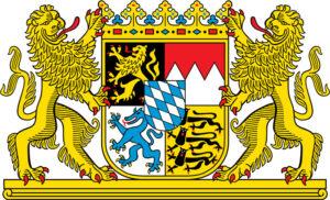 Bayrisches Staatswappen