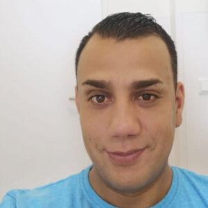 Portrait Gino, Fahrer bei SBS Fahrdienst