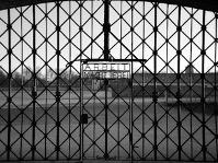 KZ Dachau Tor