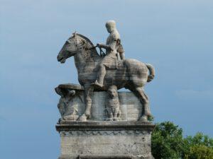 equestrian statue wittelsbacher