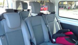 Senioren-Fahrdienst mit Platz für bis zu acht Fahrgäste